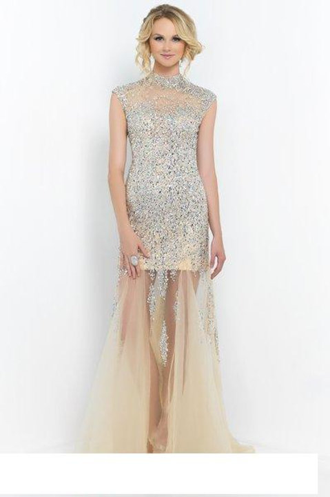 Fabulous fitted gown