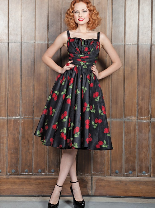 Floral A-lined Bombshell