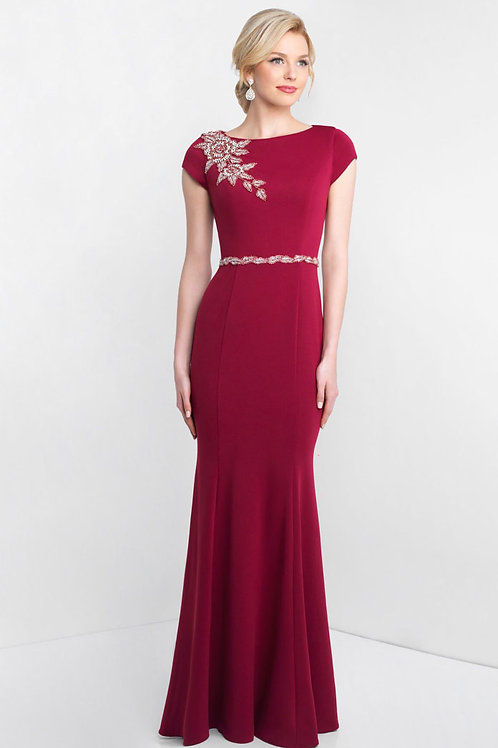 Red Dainty Gown