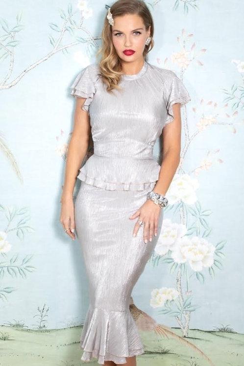 Silver Lining Custom Dress