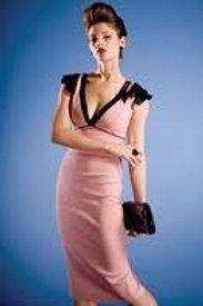 Dove Pink Dress