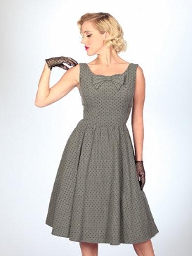 London Swing Dress