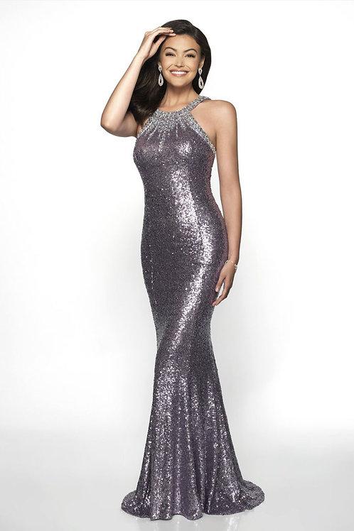 Glitter Glam Gown