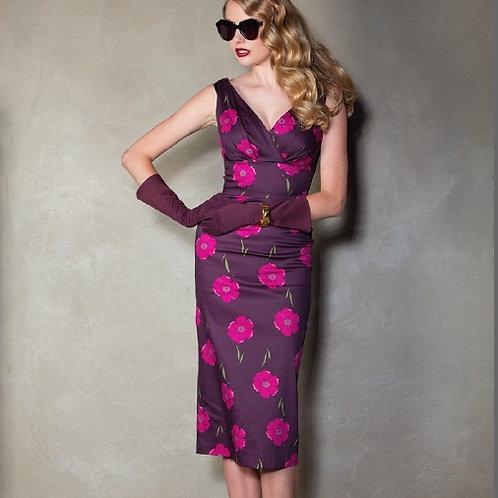 Miss Purple Dress