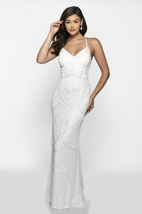 White Clouds Gown