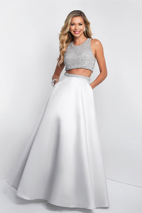 Starstruck Two-Piece Gown
