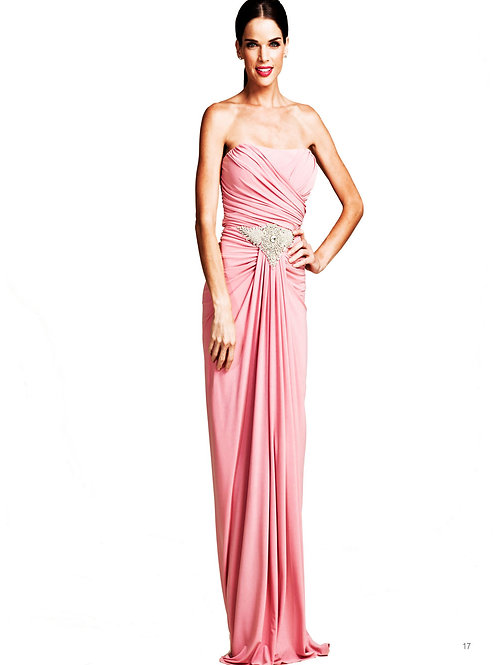 Pink Glam Gown