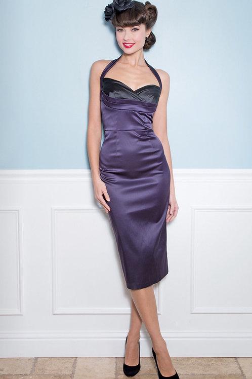 Purple Covergirl Dress