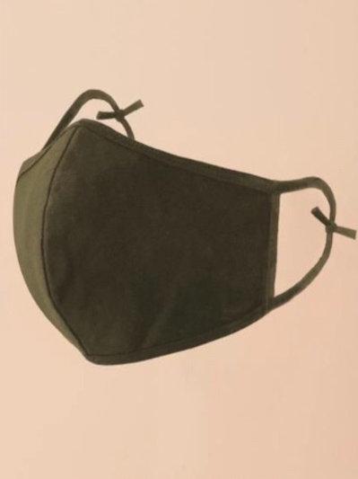 Olive Face Mask