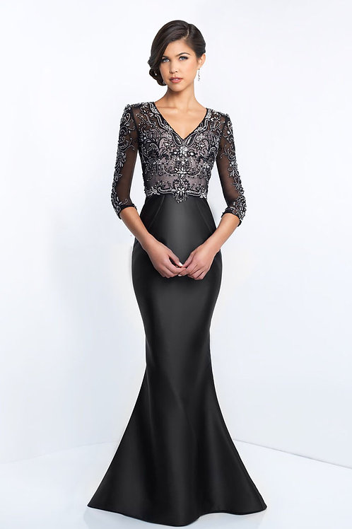 Black Royalty Gown
