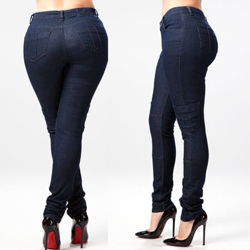 Syleena Cargo Jean