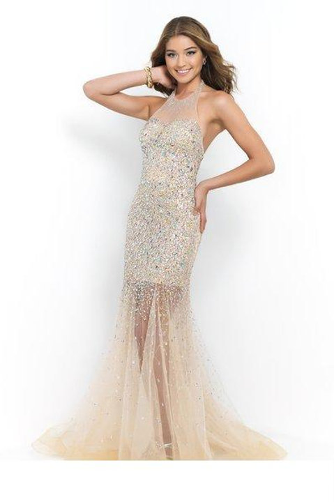 Exquisite Fitted Gown