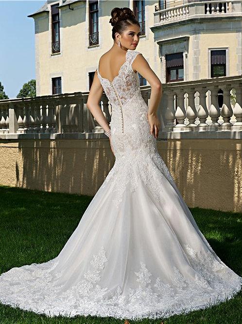 Blushing Bride Gown