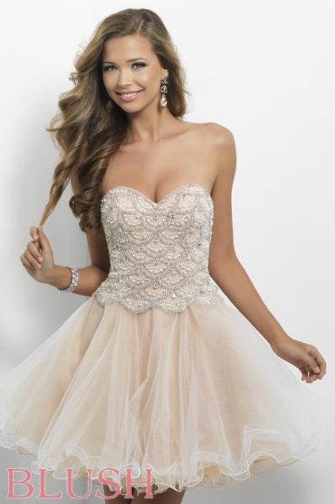 Amazing Short Cocktail Dress