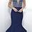Thumbnail: Sassy Strapless Mermaid Gown