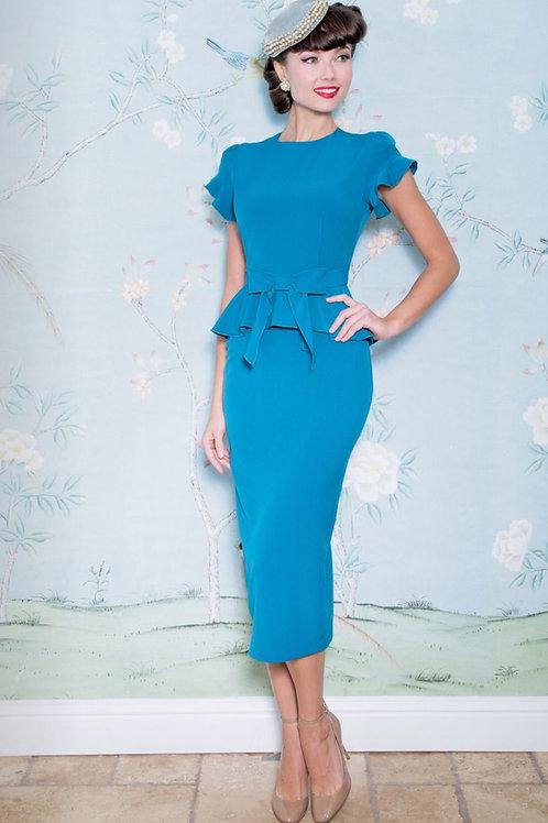 Aqua Love Dress
