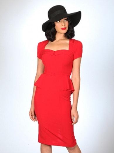 Aubrey Fitted Dress