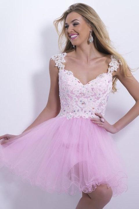 Darling Lace Purple Dress