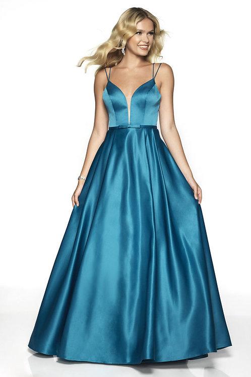 Blue Fantasy Gown