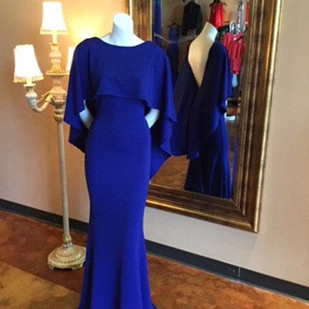Royal Cape Gown