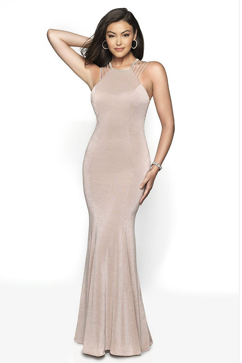 Pink Sophistication Gown