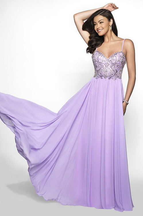 Lavender Love Gown
