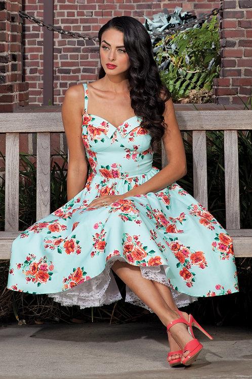 Pretty as a Flower Dress