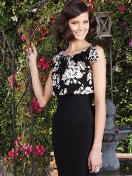 Bel Mar Flowers Dress