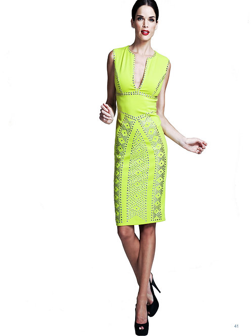 The Limelight Dress