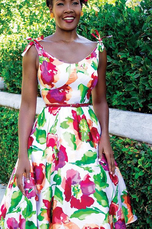 Bright Flowers Dress