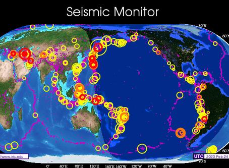 Los humanos influyen en los sismos - Caso México 2017