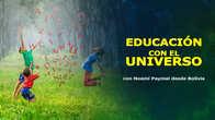 Eduación con el universo, Noemí Paymal, Pedagogía 3000, Congreso de Cosmosociología.jpg