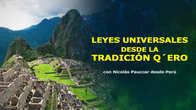 Leyes universales desde la tradición Quero, Nicolás Pauccar, Congreso de CosmoSociología.jpg