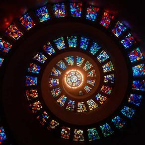 El tiempo fractal