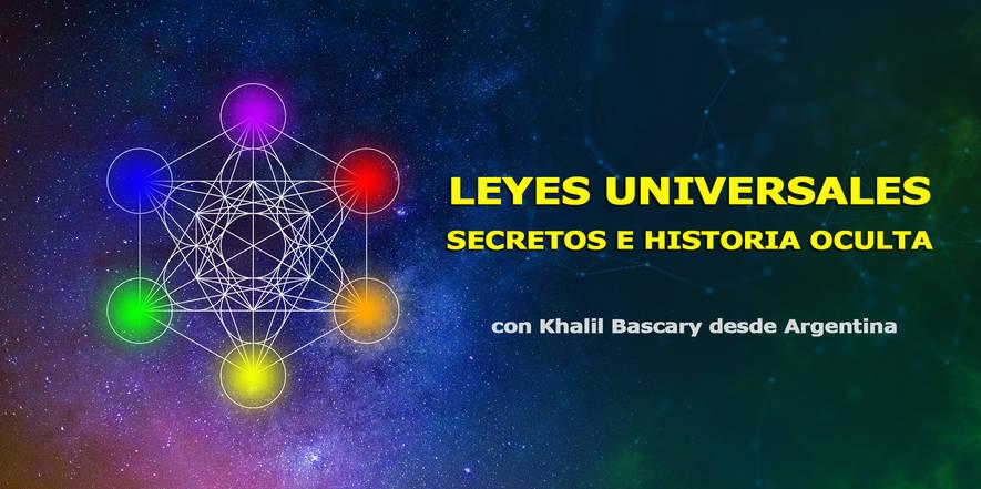 Leyes universales, secretos e historia oculta, Khalil Bascary, Congreso de Cosmosociología