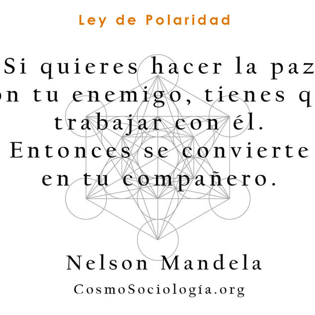 Frases de Leyes universales, Nelson Mand