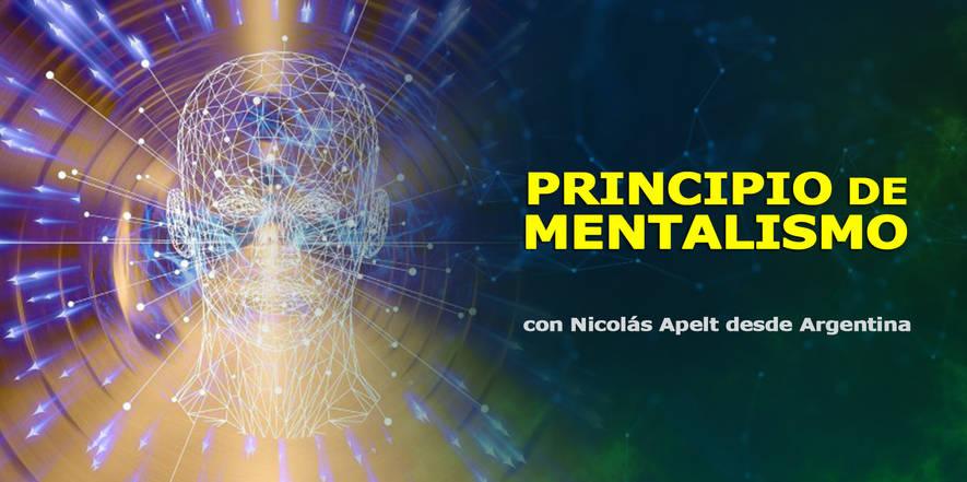 Principio de mentalismo, Nicolás Apelt, Congreso de CosmoSociología.jpg