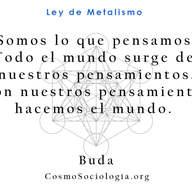 Frases de Leyes universales, Buda, Cosmo