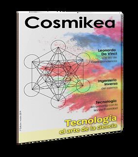Recista Cosmikea, arte y tecnología, Cos