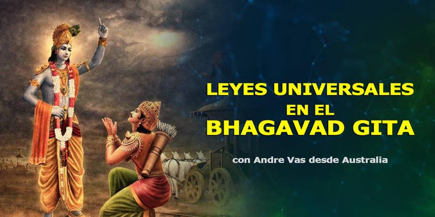 Leyes universales en el Bhagavad gita, Andre Vas, Congreso de Cosmosociología.jpg