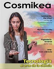 Revista Cosmikea arte, tapa 1.jpg