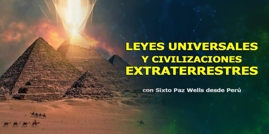 Leyes universales y civilizaciones extraterrestres, Sixto Paz Wells, Congreso de CosmoSociología.jpg