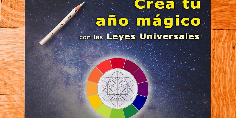 Crea tu año mágico con las Leyes Universales