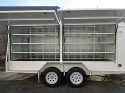Custom-built Multi Shelving