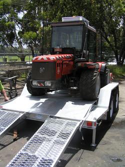 NSW Rural Fire 4.5 Ton