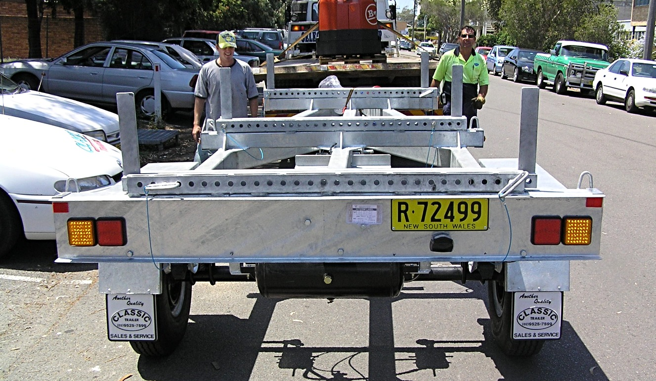 Pole Trailer Energy Aust