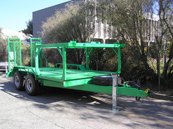 Boral 10 Ton With Bucket Holder