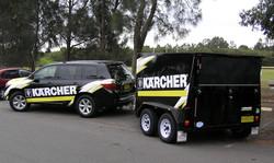 Karcher *Bi Fold Ramp