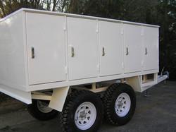 BHP Locker Trailer 2000kg
