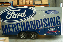 Ford Merchant Trailer